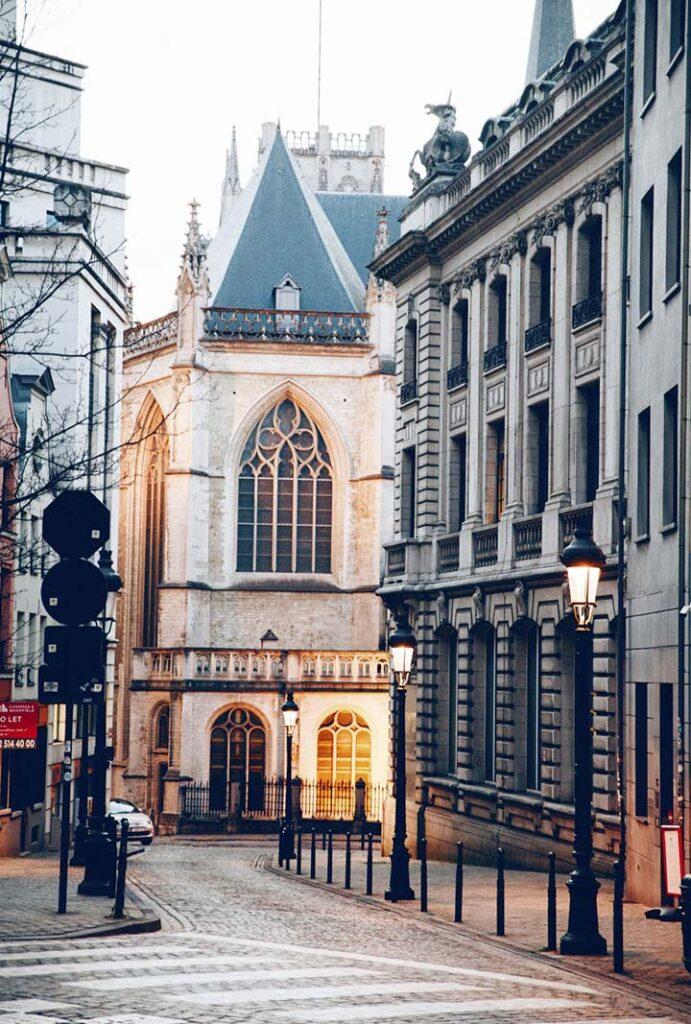 Bélgica ley